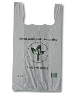 reklamówki biodegradowalne